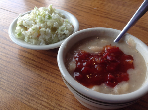 Willow Pond (Calvert City) Coleslaw, Beans and Relish