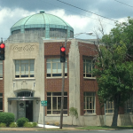 Old Coca Cola Building in Paducah