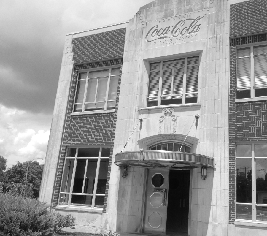 Old Coca Cola Plant in Paducah