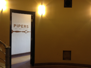 Pipers Tea and Coffee, Inside the Coca Cola Building Paducah Ky