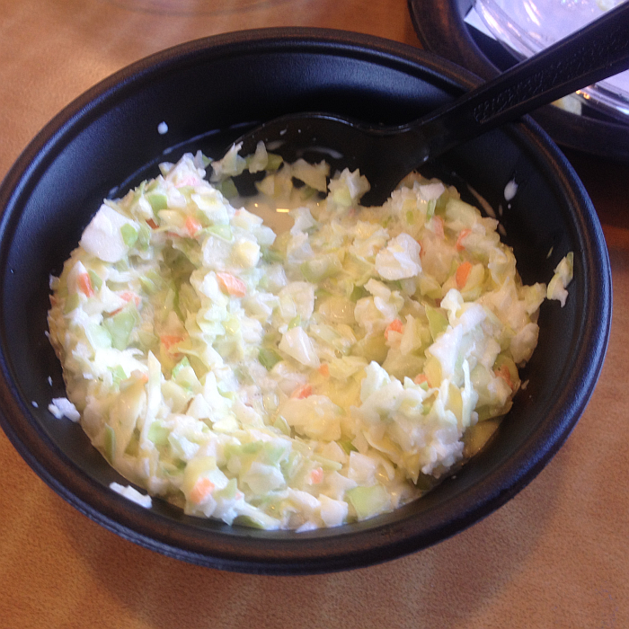 Chick-Fil-A's Delicious Coleslaw