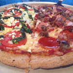 Gluten Free Pizza at Mellow Mushroom in Bowling Green, Ky