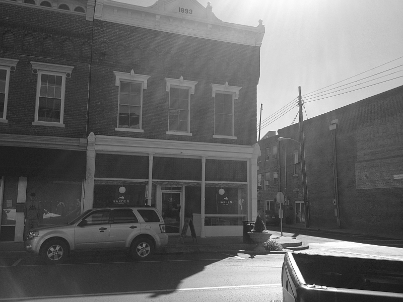 Harden Coffee House and Roastery - Campbellsville Ky