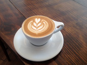 Harden Coffee House Cappuccino