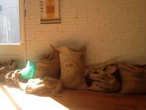 Harden Coffee House and Roastery, Campbellsville