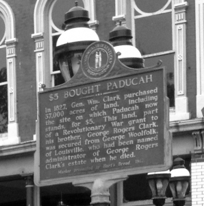 """Paducah's """"Five Dollars"""" History"""