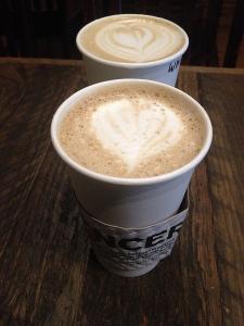 Spencer's Bowling Green Chai Tea Latte