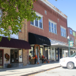 Downtown Greensburg, Kentucky
