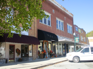 Downtown Greensburg, Kentucky