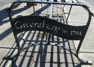 Greensburg Established 1794