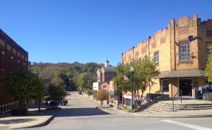 Greensburg Kentucky Downtown