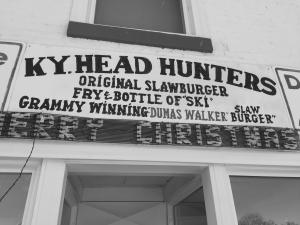 Kentucky Head Hunters -Downtown Greensburg, Ky