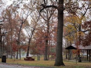 Madisonville City Park - Picnic Area