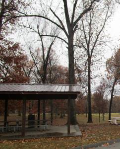 Madisonville City Park Picnic Area