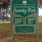 Madisonville City Park's Sereenity Path