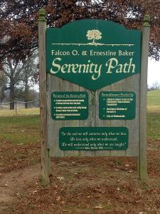 Madisonville City Park's Sereenity Path