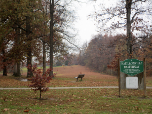 Madisonville City Park's Healthway Trail