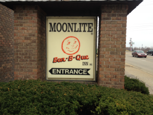 Moonlite Bar-B-Que Owensboro, Kentucky