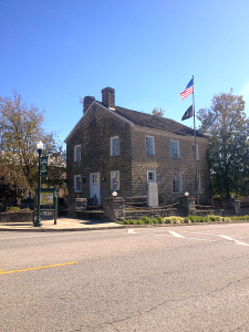 Old Greensburg Courthouse