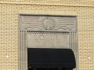 Old Peoples Bank Greensburg, Ky