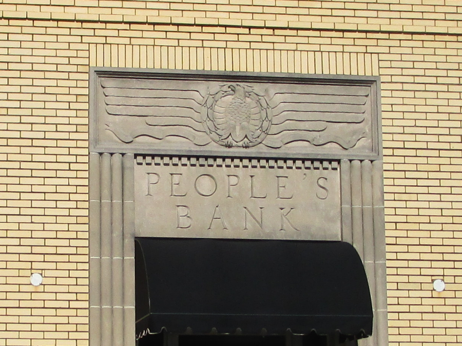 Old Peoples Bank Greensburg, Ky