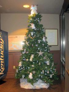 Rough River Dam State Resort Park Christmas Tree