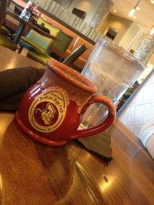 Coffee at Another Broken Egg in Owensboro, Kentucky