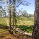 General Burnside State Park's Golf Course