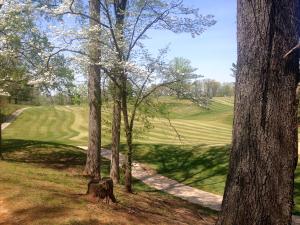 General Burnside State Park's Golf Course