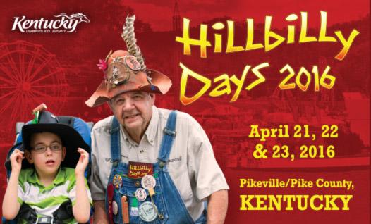 Hillbilly Days 2016