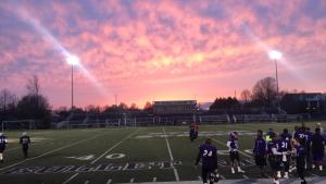KWC Football Purple vs White Game