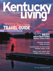Kentucky Living April 2016 Issue