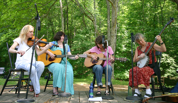 Annual Homeplace Pickin Party