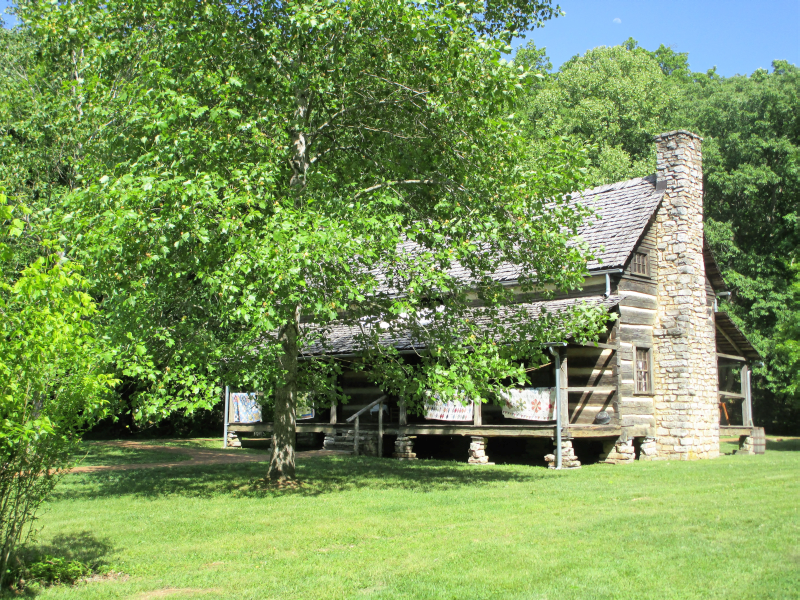 The Homeplace in the Land Between the Lakes