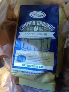 Common Grounds Kentucky Bourbon Barrel Coffee