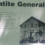 Hematite General Store Sign