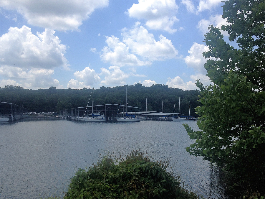 Kentucky Lake and Kenlake Marina