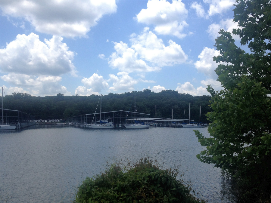 Kenlake Marina at Kentucky Lake