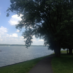 Kentucky Lake at Kenlake State Resort Park
