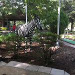 Maggies Jungle Golf - Zebra