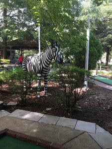 Maggies Jungle Golf - Zebra