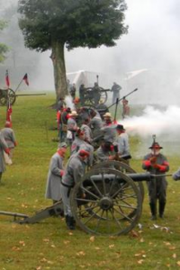 Civil War Days at Columbus-Belmont State Park