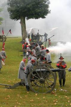 Civil War Days at Columbus-Belmont State Park