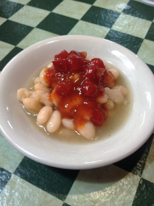 Willow Pond (Aurora) White Beans and Red Pepper Relish