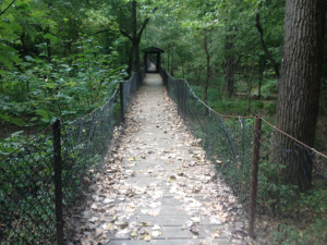 Panther Creek Park in Owensboro - Autumn