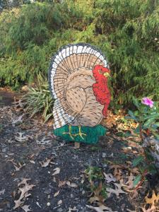 Tom Turkey at Kenlake State Resort Park