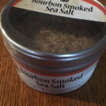 Bourbon Barrel Foods: Bourbon Smoked Sea Salt Simply Makes Life More Delicious