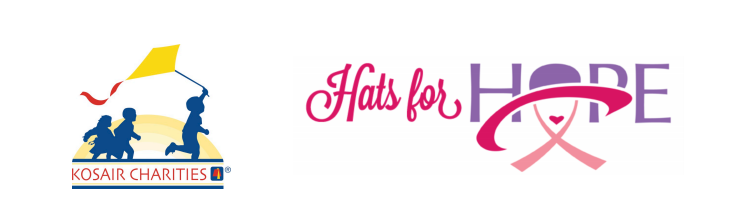 Hats for Hope Kosair Charities