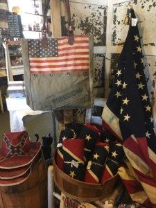 Americana at the Hitching Post and Old Country Store
