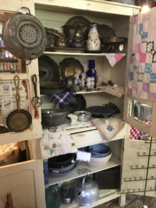 Antiques and Collectibles at the Old Country Store